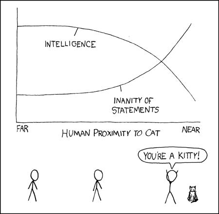 Cat proximity (c) xkcd.com